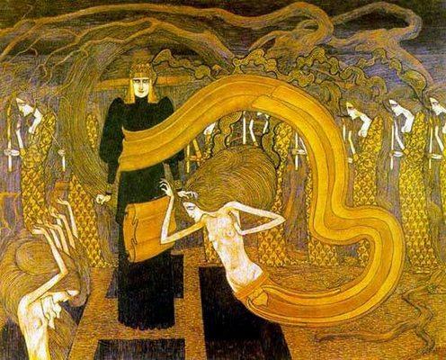 Jan Toorop - Peintre dans Peinture