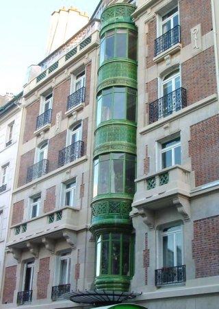 ferdinand glaize architecte du 95 rue de vaugirard paris 6e. Black Bedroom Furniture Sets. Home Design Ideas