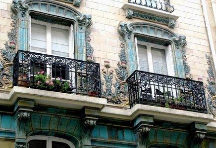 Charles klein architecte du 9 rue claude chahu et 2 rue eug ne manuel paris 16e - Architect binnen klein gebied paris ...