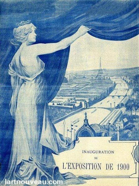 L'exposition universelle de 1900 et l'horlogerie Aff2_expo_1900