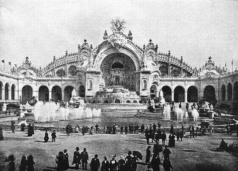 l 39 exposition universelle de 1900 lieux dans paris. Black Bedroom Furniture Sets. Home Design Ideas
