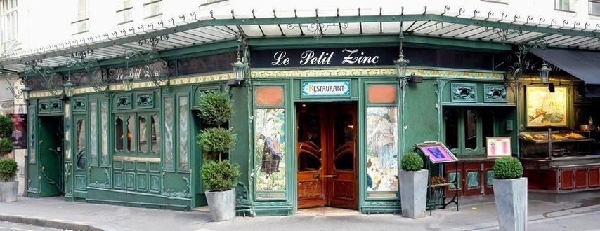 Restaurant Zinc Paris